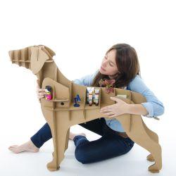 Kartonnen Labrador