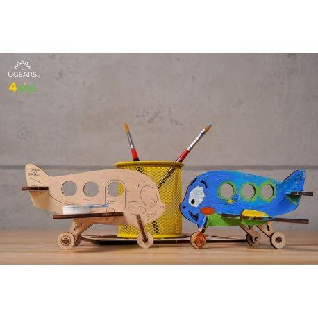 Vliegtuig, Ugears kids 80017
