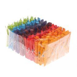 126 Regenboog wasknijpers, Grimms 50570
