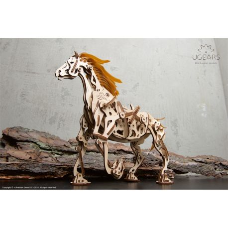 Mechanisch paard, Ugears 70041