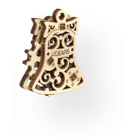 Bouwsetje kerstmis-trinkets, Ugears 70047