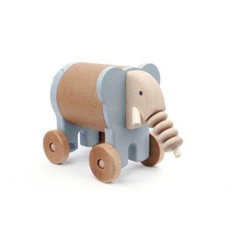 Houten olifant kluisje, Bajo 22930