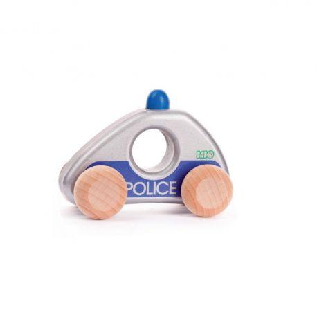 Houten politie auto, Bajo 42710