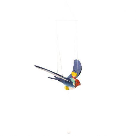 Mobiel elfenkind met zwaluw, Ostheimer 5520092