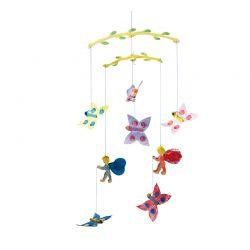 Mobiel elfen en vlinders, Ostheimer 5520095