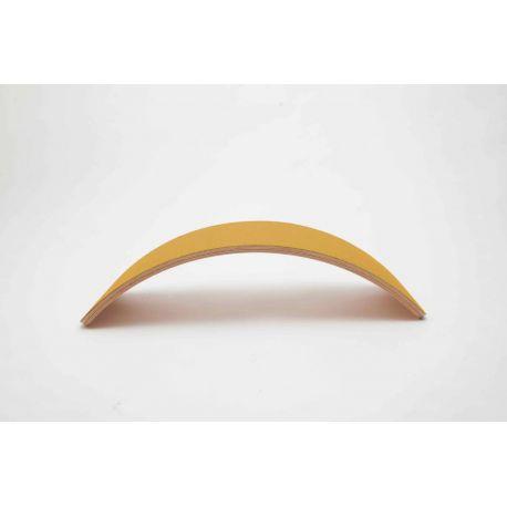 Wobbel Pro bamboe met vilt (mosterd)