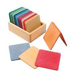 Houten regenboog plankjes, Grimms 40360