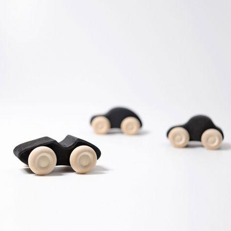 3 Zwarte autootjes, Grimms 93020