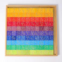 Tellen en rekenen met kleuren, Grimms 42320