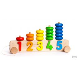 Abacus op wielen, Bajo 32710