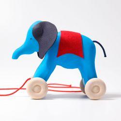 Loopfiguur olifant Otto, Grimms 09070
