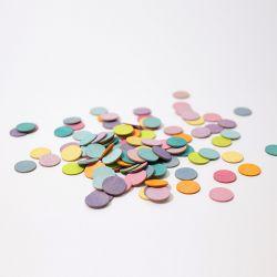 Pastel confettistippen, Grimms 43095