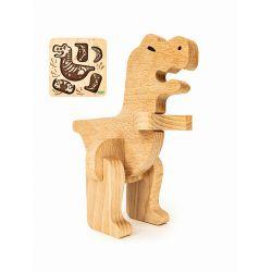 Paleo 3D puzzel T-rex, Bajo 79120