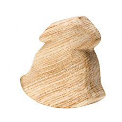 Natuurlijke houten konijn, Ostheimer 00530
