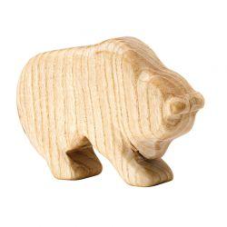 Natuurlijke houten lopende beer, Ostheimer 00555