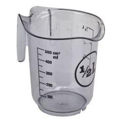 Maatbeker 0.5 liter, Gluckskafer 530090
