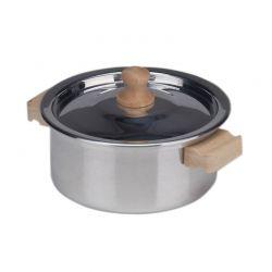 Aluminium kookpan 10 cm, Gluckskafer 530102