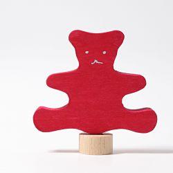 Houten teddybeer, Grimms 03995