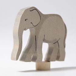 Houten olifant, Grimms 04060