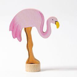 Houten flamingo, Grimms 04070