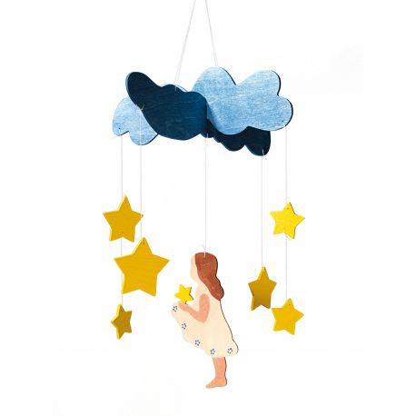 Mobiel vallende sterren