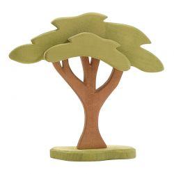 Houten afrikaanse boom met steun, Ostheimer 3047