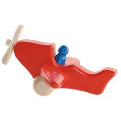 Vliegtuig open rood, Ostheimer 5560326