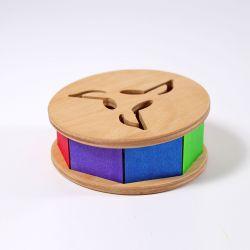 Geluid en kleuren rolwiel, Grimms 08505