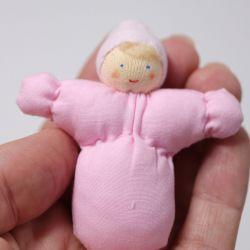 Baby mia pop (roze), Grimms 20005