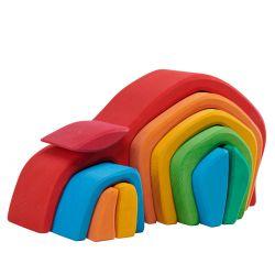 Regenboog bogentunnel, Gluckskafer 523031