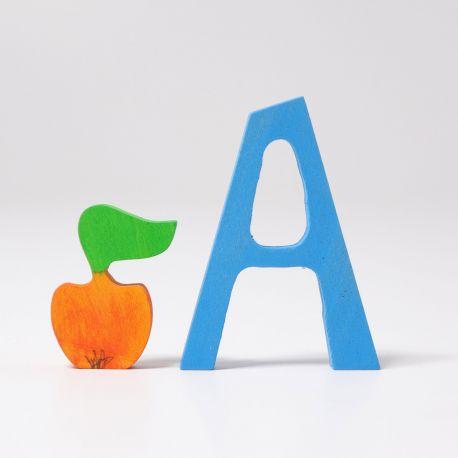 Antroposofische letter (A-Z), grimms 60xx0