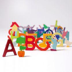 School letters (A-Z), Grimms 61xx0