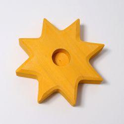 Figurenhouder gele ster, Grimms 02830