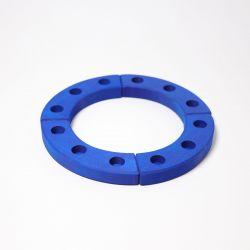 Figurenhouder cirkel blauw, Grimms 02060