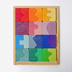 Concave vindt convex puzzel, Grimms 40001