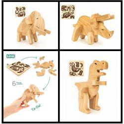 Bajo paleo dieren pakket (3 stuks)