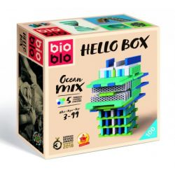 Hello box ocean mix (100-delig), Bioblo 640316