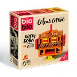 Colour combo rusty robo (40 delig), Bioblo 640323