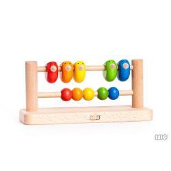 Abacus met vogels, Bajo 32010