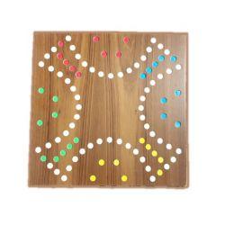Houten keezbordspel, Speelbelovend