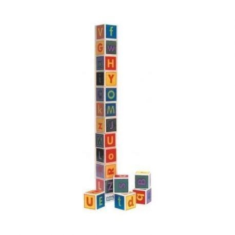 Blokkentoren alfabet