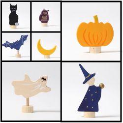 Grimms halloween figuren pakket (7 stuks)