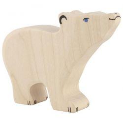 Houten ijsbeer klein, Holztiger 80209