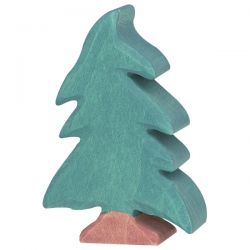 Houten naaldboom klein, Holztiger 80221