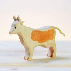 Houten koe (bruin), Bumbu toys 409