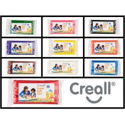 Creall boetseerklei set (10 stuks)