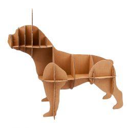 Kartonnen Bulldog