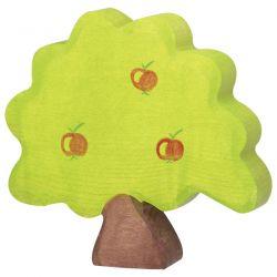 Houten appelboom klein, Holztiger 80217