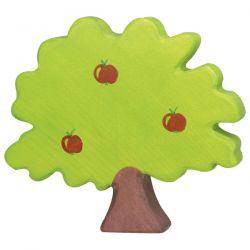 Houten appelboom groot, Holztiger 80216