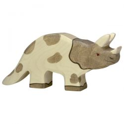 Houten Triceratops, Holztiger 80336